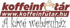 - koffeinfutar.hu - a kávé webshop -