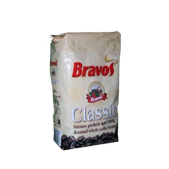 Bravos Classic szemes kávé 1000g