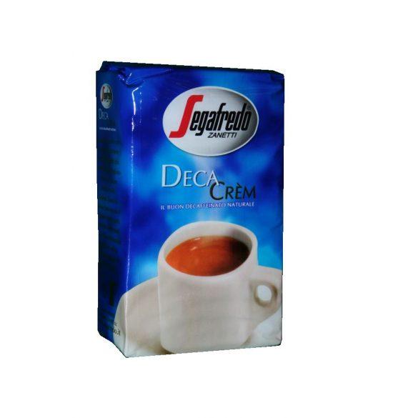 Segafredo Deca őrölt 250g KOFFEINMENTES kávé !!!