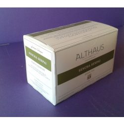 Althaus Sencha Senpai tea 20 filter/doboz