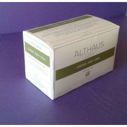 Althaus China Zhu Cha tea 20 filter/doboz