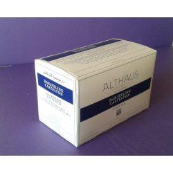 Althaus Darjeeling Castleton tea 20 filter/doboz