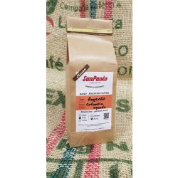San Paolo Chocolate - 250g (csokis ízesítésű őrölt kávékülönlegesség)