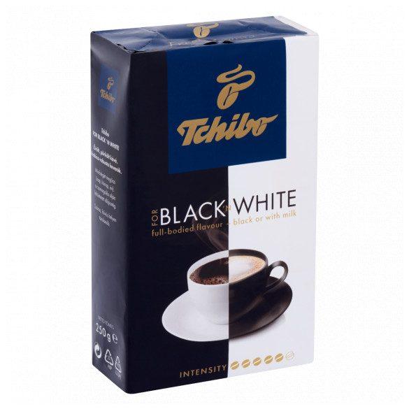 Tchibo Black 'N White őrölt, pörkölt kávé 250 g