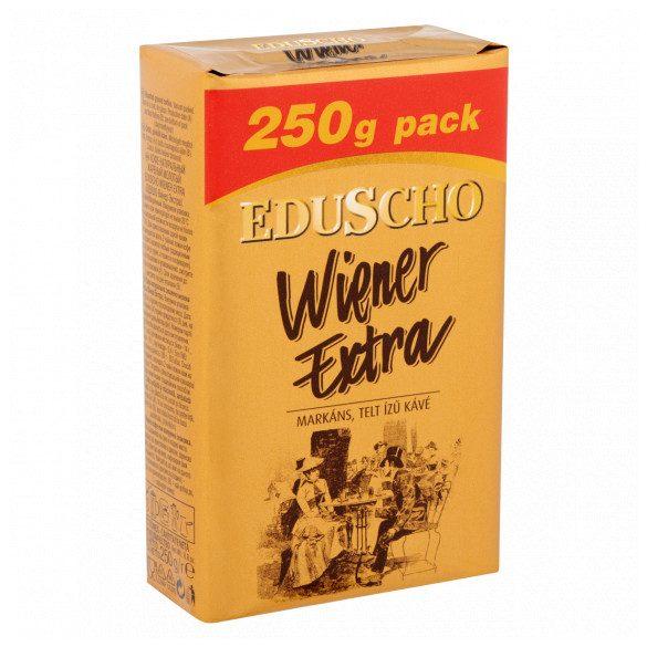 Wiener Extra őrölt, pörkölt kávé 250 g